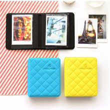 36 Pockets Mini Photo Album Case Storage for Polaroid FujiFilm Instax Film Size photography accessories(China)