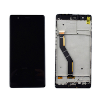 NEW LCD For Huawei P9 Plus LCD Display Touch Screen P9 Plus LCD Screen Assembly With Frame