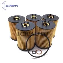 ENGINE-OIL-FILTER 550i 11427521008 for BMW E60 E63 E65/E66/E70/..
