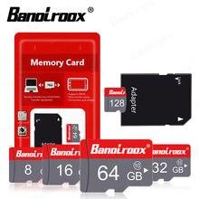 Tarjeta de memoria Micro SD C10, 64gb, 128gb, 8gb, 16gb, 32gb, Tarjeta TF, mapa, para teléfono móvil