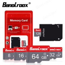 C10 Microsd Speicher Karte 64gb 128gb Micro SD Karte 8gb Tarjeta de memoria 16gb 32gb TF Karten karte memory stick für Handy