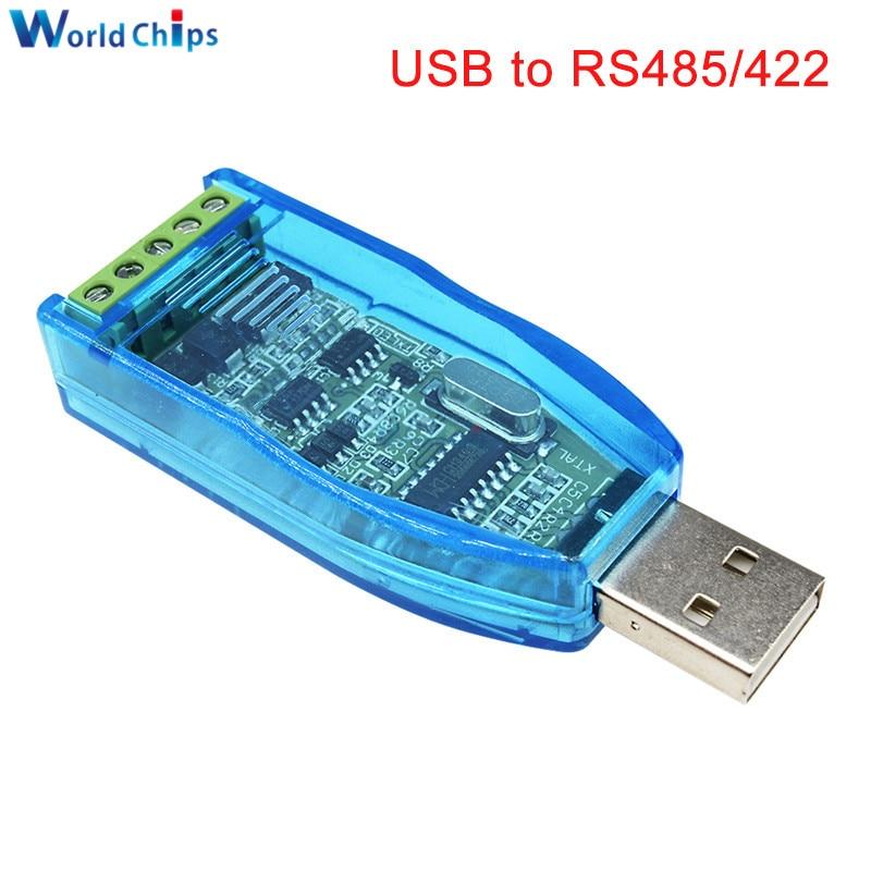 Industriale USB a RS485 Converter Convertitore di aggiornamento di protezione RS485