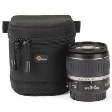 Fast shipping  New Lowepro Lens Case 9 x cm Bag For Standard Zoom Black