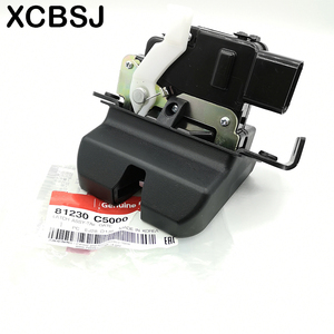 Image 1 - Genuine Rear trunk lid lock latch actuator for kia Sorento 2016 2019 Trunk tailgate lock latch 81230C5000 81230 C5000