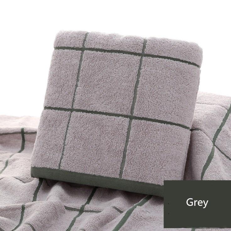 100 Cotton Beach Bath Towels For Adults Big Size 70 140cm sauna towel Bathroom Shower Body
