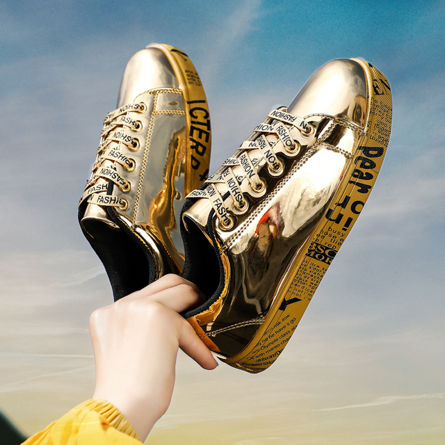 Hip Hop Bling Street Shoes 6