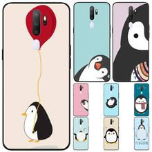 Reayou Cute Lovely Penguin Luxury Hybrid Coque Shell Phone Case For OPPO A83 1 71 72018 5S X5S X7 1K 73S PRO 11X