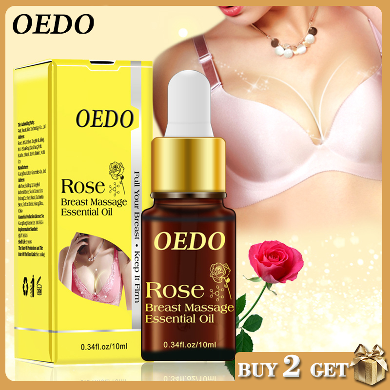 OEDO Rose Plant Breast Enhancer Massage Oil Breast Enlargement Treatment Attractive Breast Lifting Size Up Enlarge Firming Bust