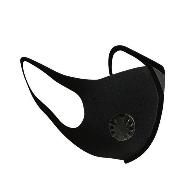Reuseable Face Mask Dust Mask Activated Carbon Pm 2.5 Anti-pollution Running Cycling Mask Air Sponge Masks