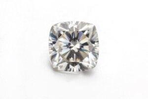 Image 1 - Starsgem 7*7mm color GH Cushion Cut mesisanite 2ct Test Possitive VVS piedra suelta joyería piedra