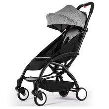 Baby Car Wagon Baby-Stroller Lightweight Folding Portable New-Upgrade