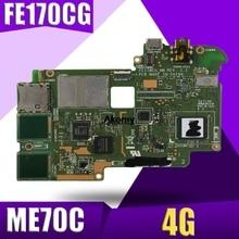 Материнская плата планшетных ПК XinKaidi FE170CG для ASUS ME70CX, оригинальная материнская плата 4G