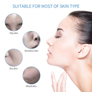 Image 2 - 7 In 1 Dermabrasion Hydra Machine Water Oxygen Injection Facial Peeling Cleansing Small Bubble Device LED Photon Beauty Mask