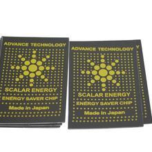 Новое поступление 300 шт./лот защита от энергии квантовый щит био энергосберегающий чип для скалярной энергии сотового телефона отрицательный ион