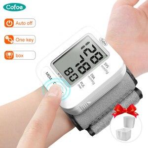 Image 1 - Cofoe бытовой автоматический наручный цифровой монитор артериального давления измерительный Сфигмоманометр Медицинское оборудование тонометр для здоровья
