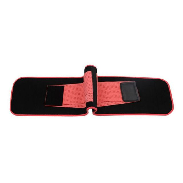 Waist Slimming Trimmer Trainer Belt Weight Loss Premium Neoprene Sport Sweat Waist Belt Body Shaper Sauna Exercise