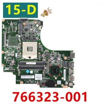 Portátil placa madre para HP f112 15-D 250 G2 para ordenador portátil placa base 766323-001 010194G00 HM87