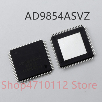 Free shipping NEW 5PCS/LOT AD9854ASVZ AD9854ASV AD9854A AD9854 TQFP80