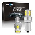BA9S T4W BAX9S H6W BAY9S H21W светодиодный светильник для парковки заднего хода, номерного знака, белый, желтый, синий