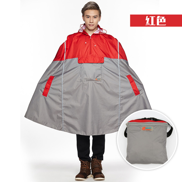 Breathable Bike Electric Cars Raincoat Poncho Outdoor Bicycle Rainwear Waterproof Suit Rain Jacket Hiking Capa De Chuva Gift 5