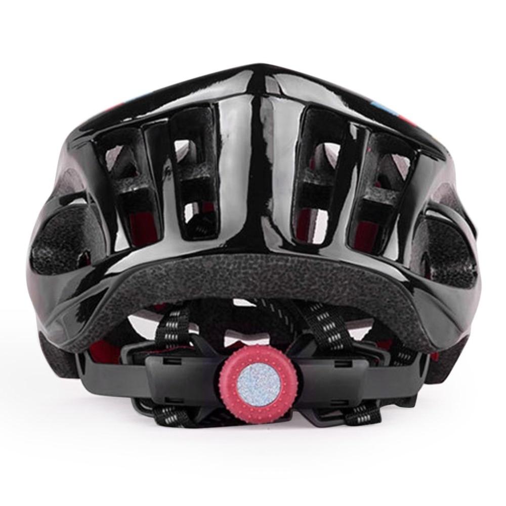 2018 New Bicycle Helmets Matte Men Women Bike Helmet BackLight Mountain Road Bike Integrally Molded Cycling Helmets Dropshipping