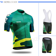 цена на Cycling Clothing Short Sleeves Jersey Set Mtb Racing Bicycle Suit Pro Team Men Clothes Bike Wear Triathlon Kits Sportswear