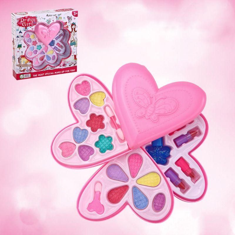 Kid Make Up Toy Set Toy For Girl font b Beauty b font Set Make Up