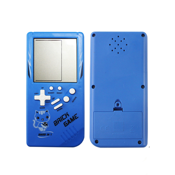 Portable Game Console Tetris Handheld Game Players LCD Screen Electronic Game Toys Pocket Game Console Classic Childhood Gift 2