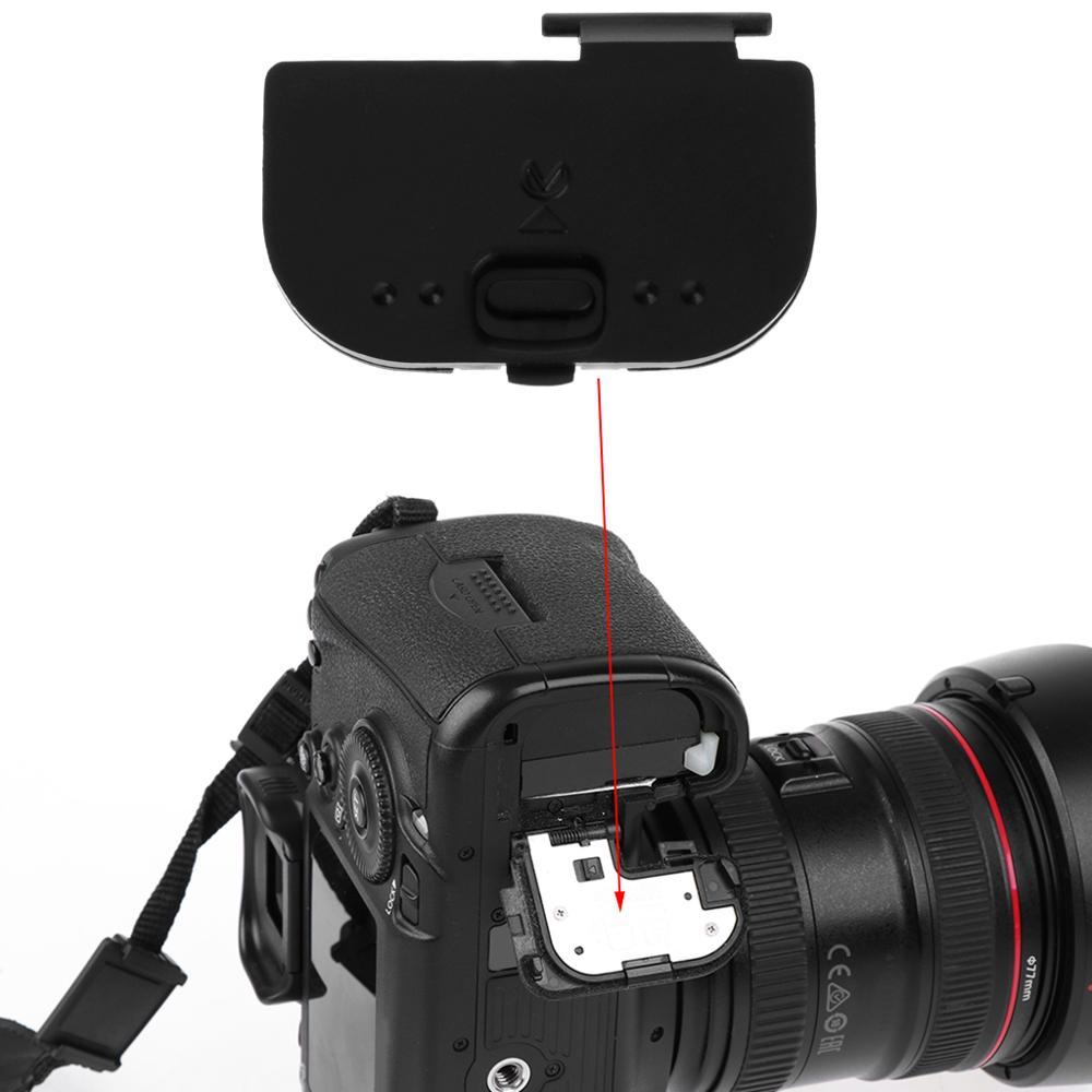 Battery Chamber Door Snap On Cover Cap Lid Rubber Unit Repair Part Camera Replacement for Nikon D800E D-SLR Camera