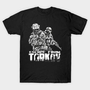 Nueva camiseta para hombre Escape de Tarkov S 2Xl