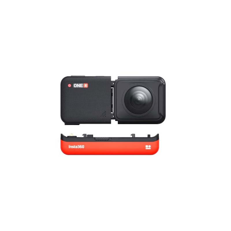 Insta360 ONE R 5.7K Panorama 4K Wide Angle Waterproof FlowState Stabilization Action Camera 5G insta 360 For Video Twin Edition 5
