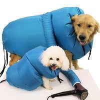 3 größe Günstige Hund Pflege Trockner Macht Hund Trocknen Schnell und Einfach Nach Bad Für Französisch Bulldogge Chihuahua Ropa Perro mops Hound Hund