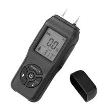 цена на Wood Moisture Meter , Humidity Tester Timber Damp Detector paper digital Moisture Meter Test wall moisture analyzer Range 2%~70%