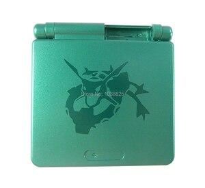 Image 5 - 10 セット/ロット漫画限定版任天堂ゲームボーイアドバンスsp gba spゲームコンソールカバーケース