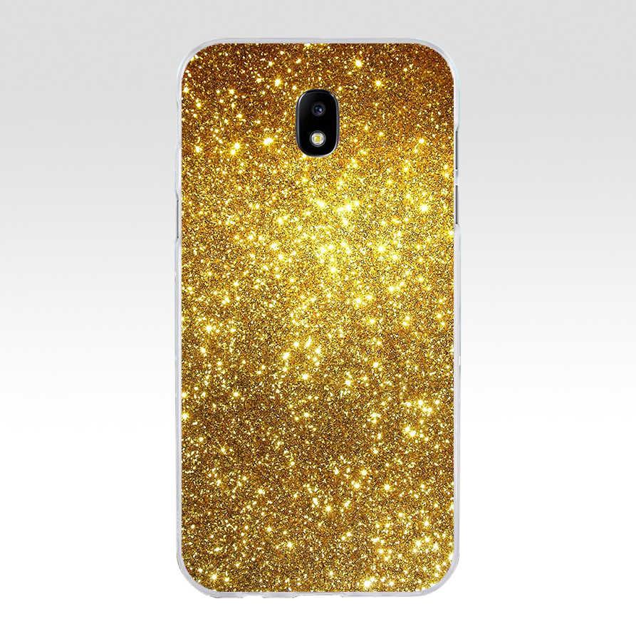 398WE amp yellow gold gl Soft Silicone Tpu Cover phone Case for Samsung j3 j5 j7 2015 2016 2017 j330 j2 j4 prime j4 j6 Plus 2018