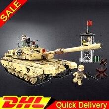 Military Kits 99 Tank Set Xingbao 06021 1340pcs Building Blocks Bricks Model Car Kid Leleings Toys As Christmas Gifts