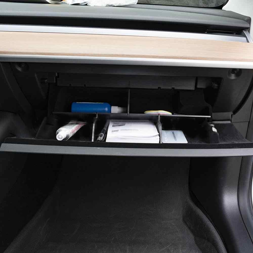 Распродажа, бардачок для Tesla, модель 3, центральная консоль, органайзер,  центральный бардачок для хранения, коробка для хранения, разделительная  коробка| | - Алиэкспресс