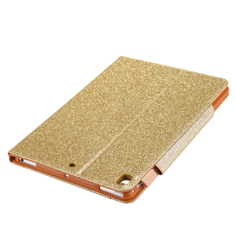 Case 7th Bling inch Coque Glitter 10.2 10.2 For Cover iPad iPad 2019 Funda For Leather