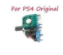 100 pçs original novo alpes direita/esquerda joystick 3d analógico vara sensor para ps4 controlador dualshock 4 reparação parte