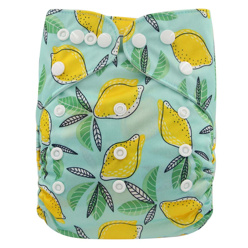 60% Sale!!! Ohbabyka Baby Washable Reusable Cloth Pocket Nappy Diaper One Size Adjustable Diaper Cover Wrap For Boys And Girls