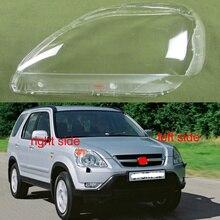 Voor Honda Crv 2005 2006 Koplamp Transparante Lampenkap Koplamp Shell Masker Koplampen Cover Lens Glas