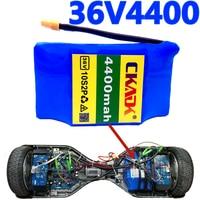 CKADK-batería recargable de iones de litio, 100% de 18650 mah, 4400 Ah, 10s2p, 36V
