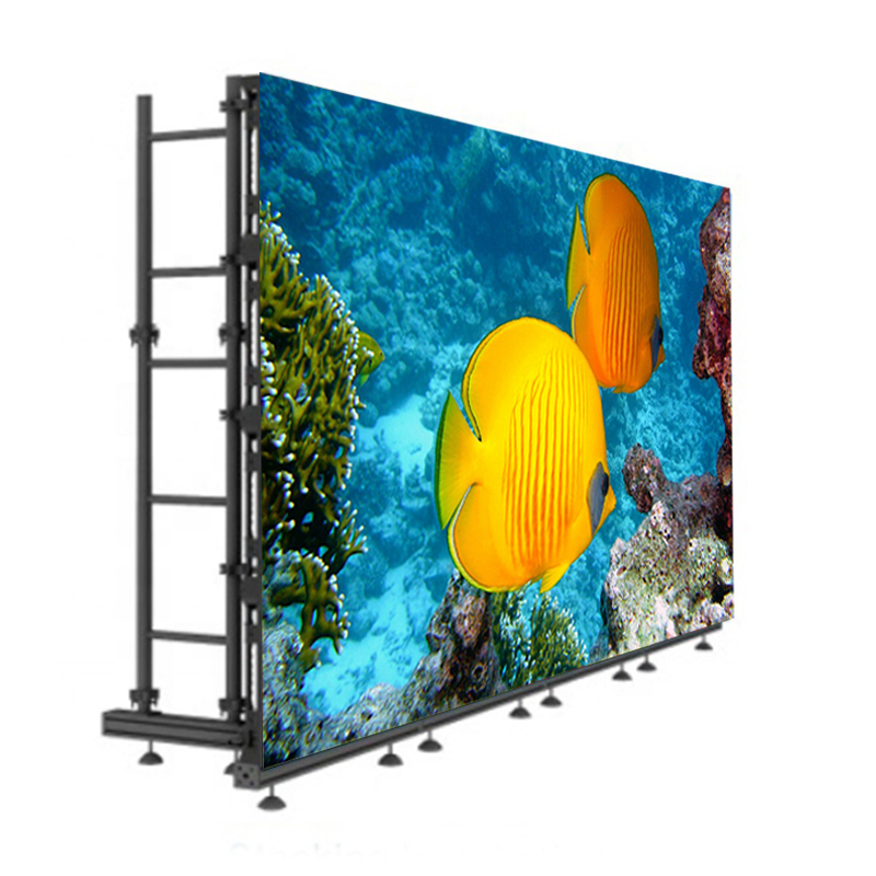 2020 Advertising Rental LED+Displays P3.9 Full Color Indoor Led Display Screen