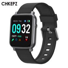 IP68 Smart Watch men fitness bracelet tracker heart rate monitor for ios Android apple iPhone PK P68 P70 B57 Sports watch women(China)