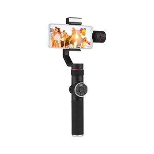 Image 5 - Caliente 3C AFI V5 portátil 3 Axis Handheld Gimbal teléfono móvil Video estabilizador con luz de relleno regulable para menos de 6 pulgadas Smartpho