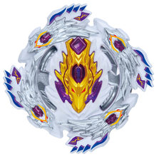 Currently Available Cross-Border Hot Selling B110 Burst Spinner Alloy Battle Beyblade Generation Spinner-Bloody Gun(China)