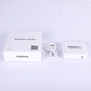 Image 5 - Hellobox B1 Bluetooth Satelliet Finder Met Android Systeem App Voor Satellietontvanger Satfinder Meter