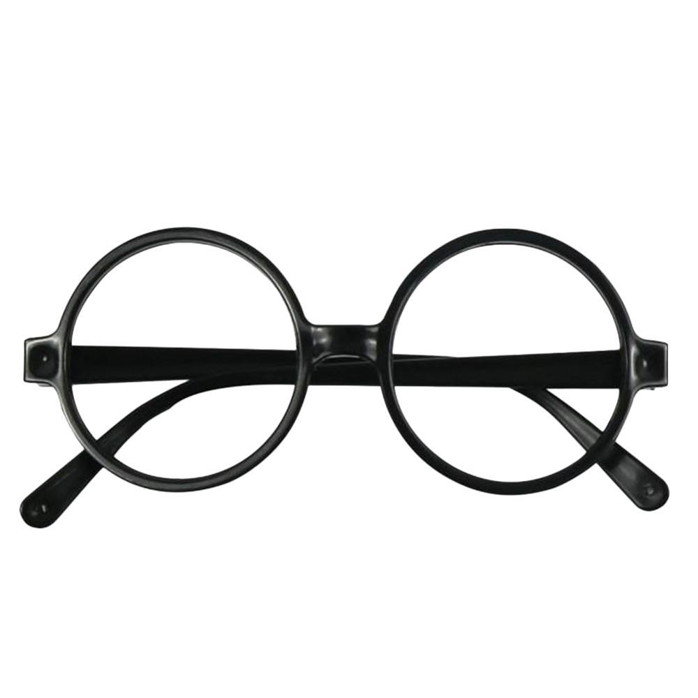 <font><b>arma</b></font>çã<font><b>o</b></font> <font><b>de</b></font> <font><b>oculos</b></font> feminino Accessories Circle Frame Children Black Cute Plastic Flexible Glasses Prop Glasses For Taking Picture image