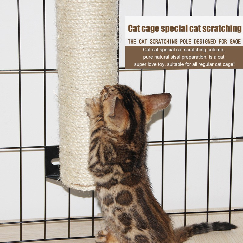 Chat griffoir conseil anti-rayures haute qualité chat escalade cadre griffoir jouets chat Cage accessoires