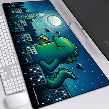 Cute Cartoon Mouse Pad Gamer Desk Mat Large M L XL XXL Computer Gaming Peripheral Accessories for Child and Adult